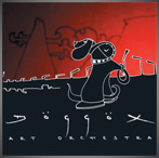Doggox Art Orchestra CD available now